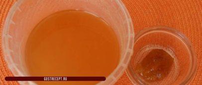 Крем-мед. Два мёд липовый и гречишный.