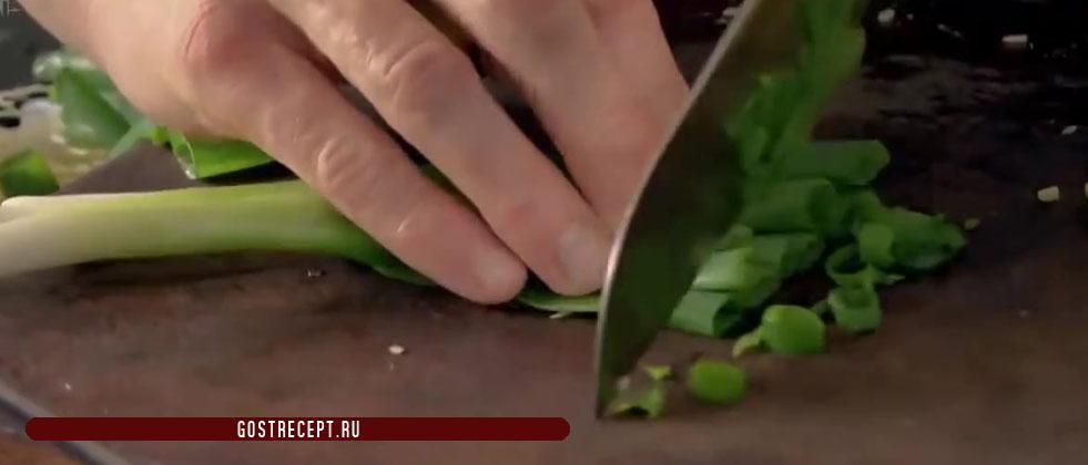 Green onions №1